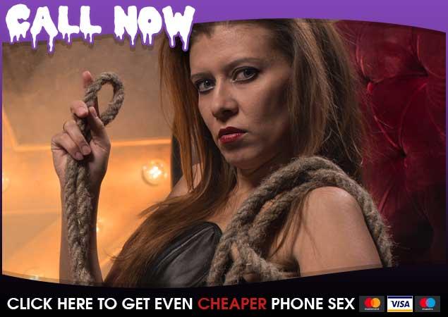 Cheap Bondage Phone Sex Chat